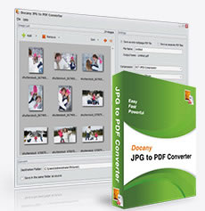Docany PDF to JPG screenshot